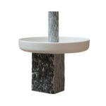 Half Torus Side Table