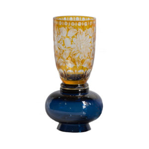 Royal Blue Big Vase