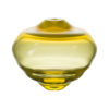 Lentil Orange Yellow Vase