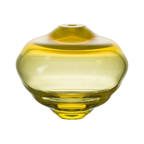 Lentil Yellow Vase