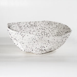 Volcanic Porcelain Big Bowl