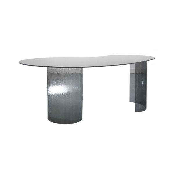 Curve Black Table