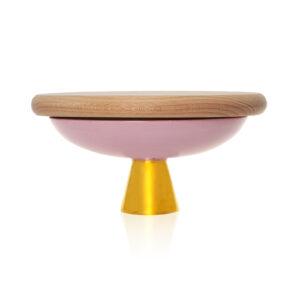 Entrée Antique Pink Small Table Set