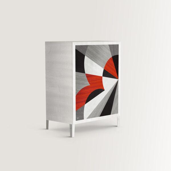 Nubi Low Cabinet