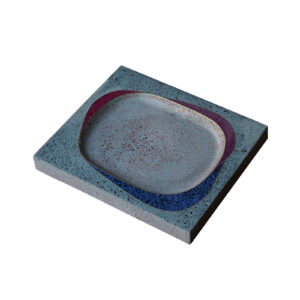 Tinct Tray Small Light Blue