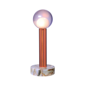 Tallo Orange Table Lamp