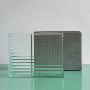 LE 55 Concrete Vase Small