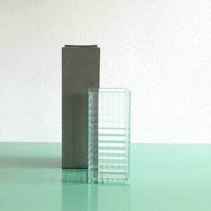 LE 55 Concrete Vase Tall