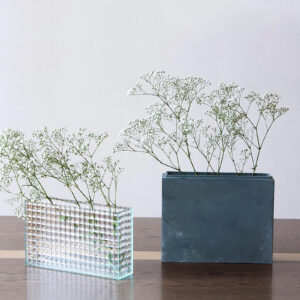 LE 55 Concrete Vases set of 3