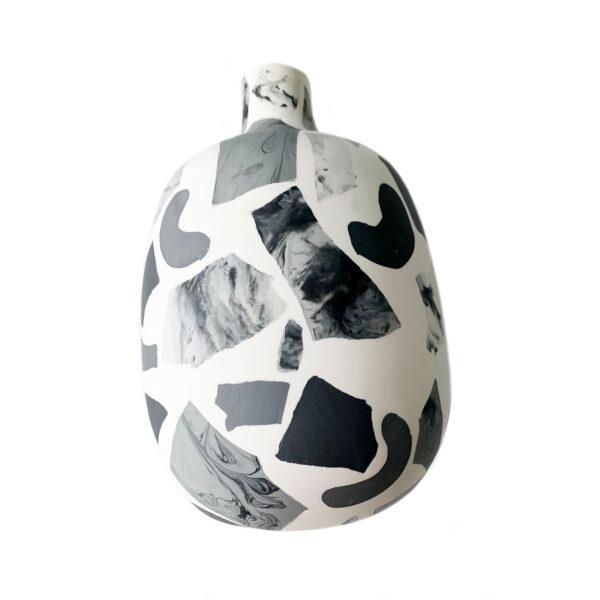 Terrazzo Vase Back Small