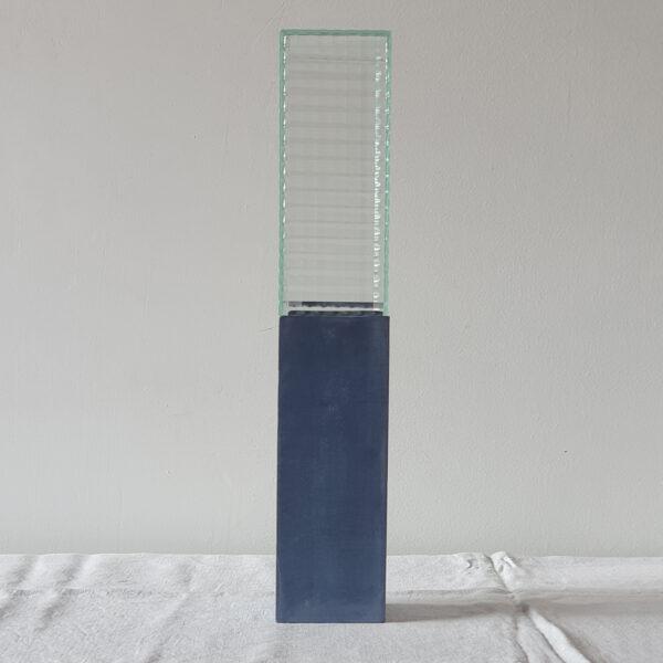 LE 55 Ottanio Blue Vase Tall