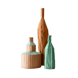 Fide Bottles Blue Set of 3