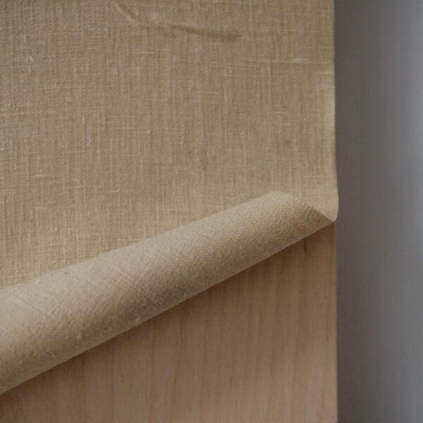 Linen on Wood I