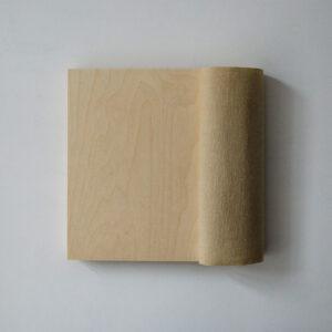 Linen on Wood III