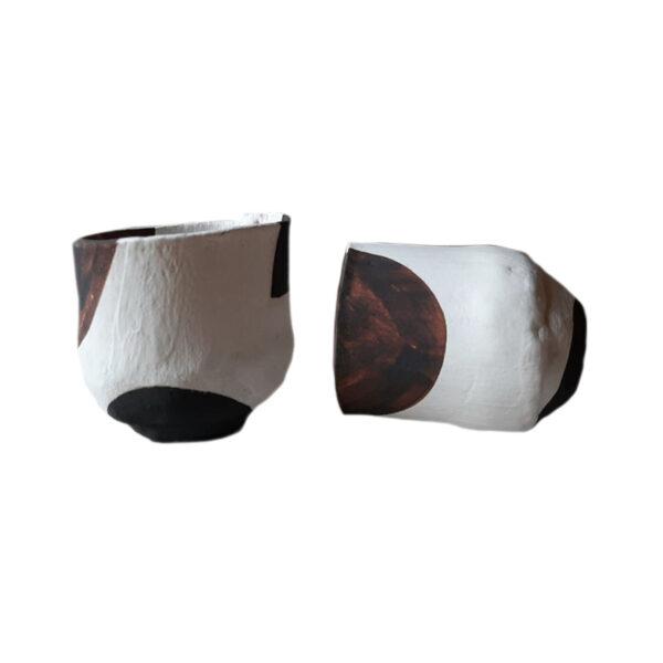 Brut Matte Bowl Set of 2