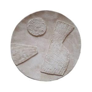 Orb Terracotta Footer Delisart