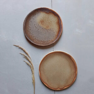 Yan Plate Set of 2