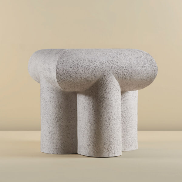 Cross Legged Ceramic Table