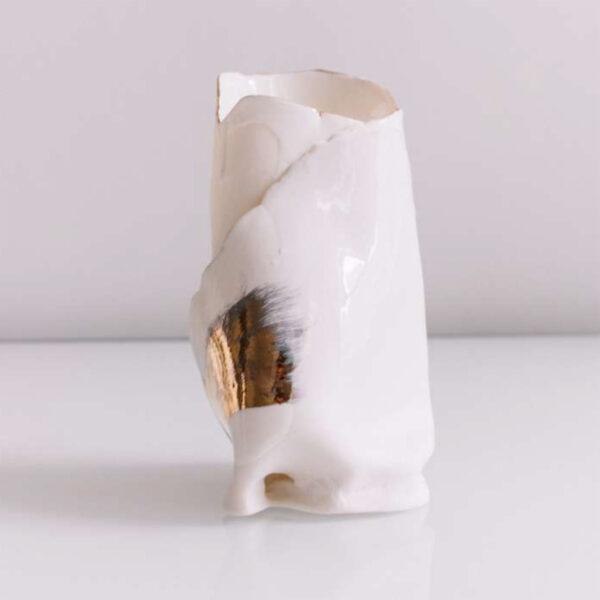 White Collection Vase No.2