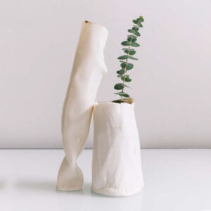White Collection Vase No.5