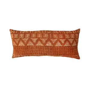 Gala Orange Cushion
