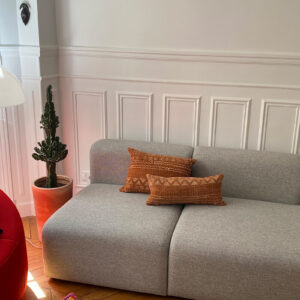 Gala Orange Cushion