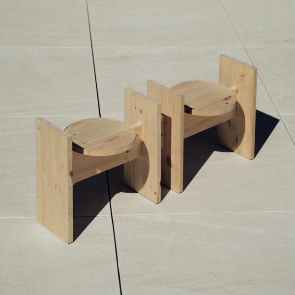 2/1 Bench