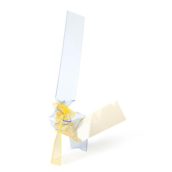 Fluor Twist Sculpture