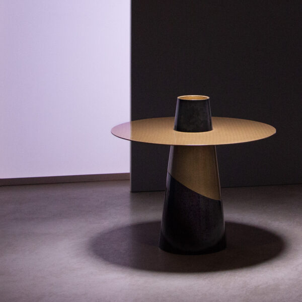 Invariants Coffee Table Gold