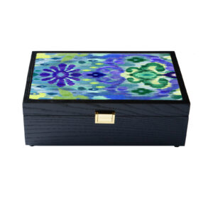 Lennon Box Blue by Matthew Williamson
