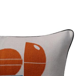 Farella Capri X Le Morandine – Rectangular Cushion