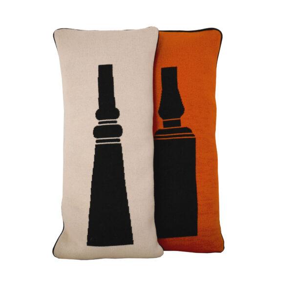 Farella Capri X Le Morandine –  Vertical Cushion