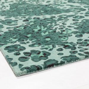 Leopard Love Green