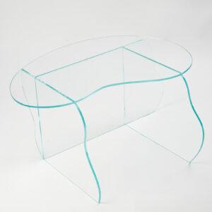 Aurora Clear Table