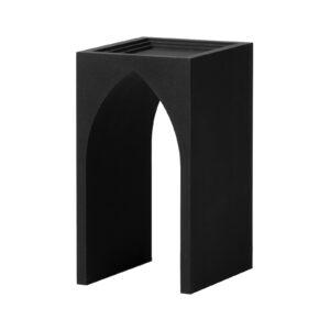 Pont D'eau Black Bookend Set of 2