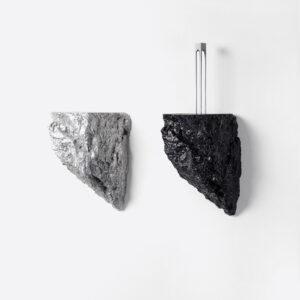 Twin Rocks set of 2 Medium