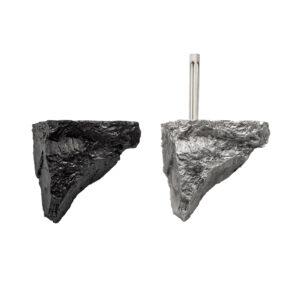 Twin Rocks set of 2 Large